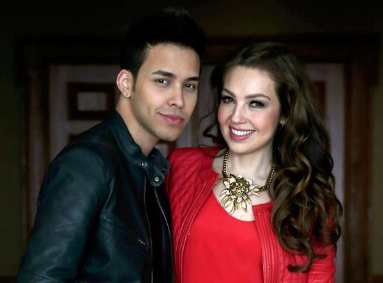 Thalía ganha novo Vevo certificado